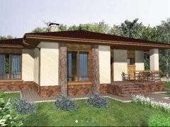Buy a house in Irpin' (Kyivs'ka region) on Liniia 9 str.