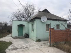 Buy a house, Obukhivka (Kirovs'ke) town (Dnipropetrovs'ka region) on Dniprova str.