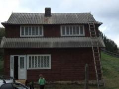 Buy a house, Yablunytsia village (Ivano-Frankivs'ka oblast) on Myru str., 5