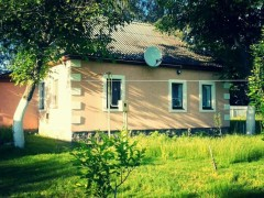 Buy a house, Vas'kovychi village (Zhytomyrs'ka region) on Lisova str.
