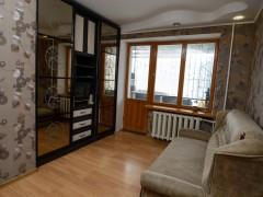 Daily rent an apartment in Cherkasy (Cherkas'ka oblast) on Rizdvyana str., 69